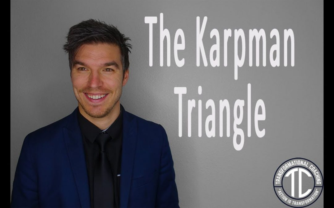 The Karpman Triangle: Are You A Victim, Persecutor, or Rescuer