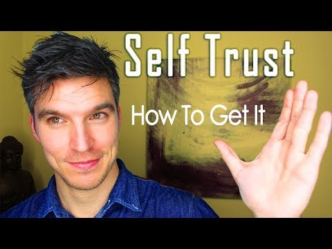 How To Have Self Trust