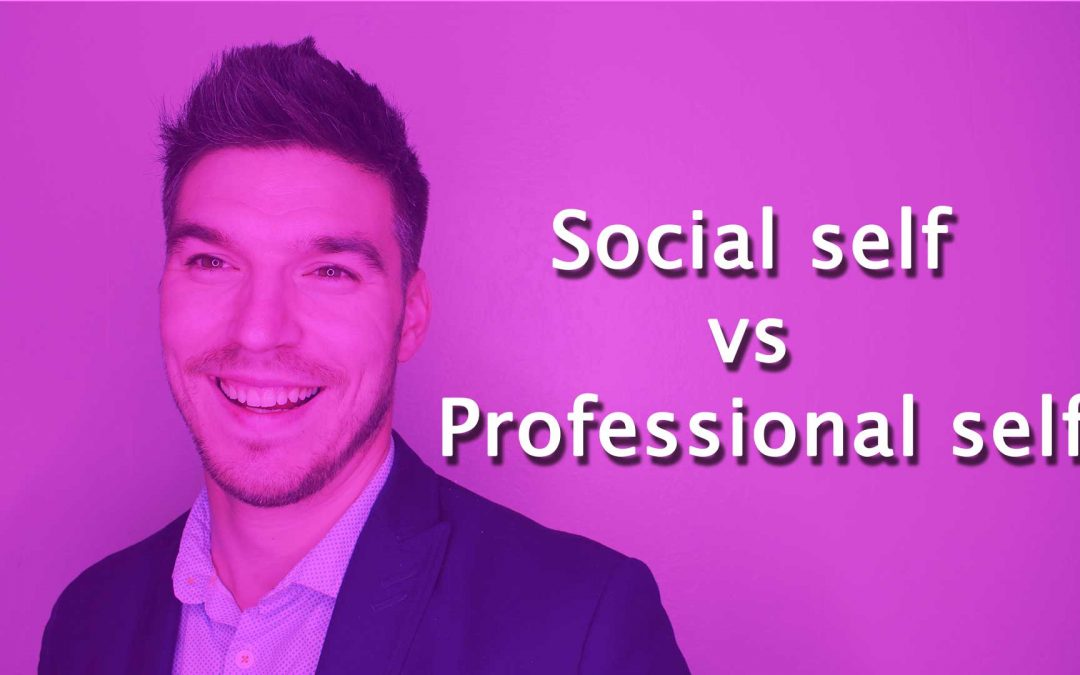 Social self vs Professional self
